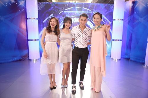 lo dien mc xinh dep cua vietnam idol kids 2016 - 6