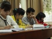 Tin tức - Hôm nay, học sinh Hà Nội thi thử THPT Quốc gia