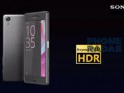 Eva Sành điệu - Tin đồn Sony Xperia X Premium dùng màn hình HDR siêu nét