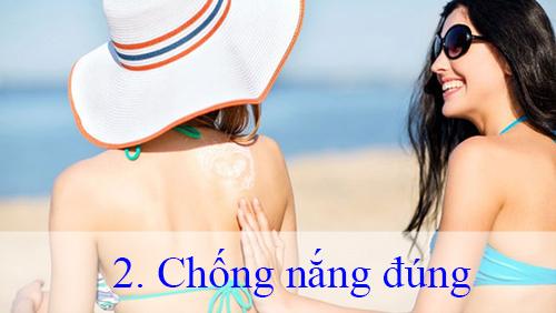 4 cach de da trang min co gai nao cung can thuoc long - 3