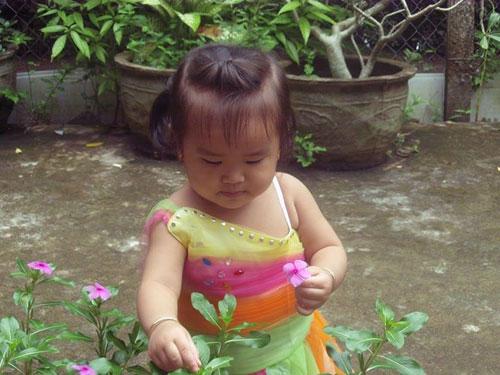 Cao Bảo Ngọc - AD27179 - Bé gái thích làm điệu-2