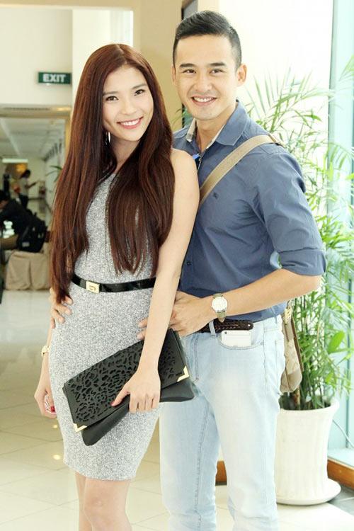 "luong the thanh va dam cuoi ""co tich"" cung thuy diem - 3"