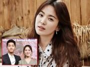 Làng sao - Song Hye Kyo thừa nhận đã gặp Song Joong Ki ở New York