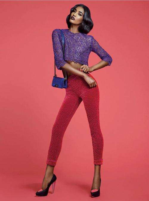 nguoi mau victoria's secret toi viet nam du fashion week - 3