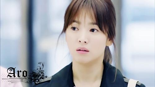 """song hye kyo: """"neu hen ho voi dan ong nhu yoo shi jin thi so lam"""" - 6"""