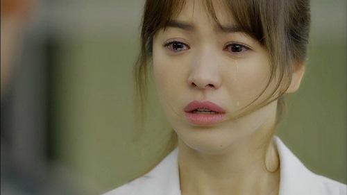 """song hye kyo: """"neu hen ho voi dan ong nhu yoo shi jin thi so lam"""" - 5"""