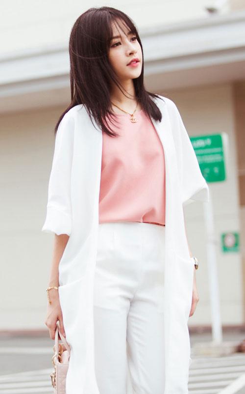 Sự thay đổi phong cách tóc của Chi Pu khi xóa mác hot girl-6