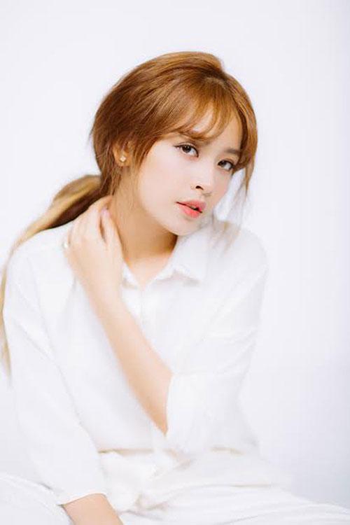 Sự thay đổi phong cách tóc của Chi Pu khi xóa mác hot girl-13