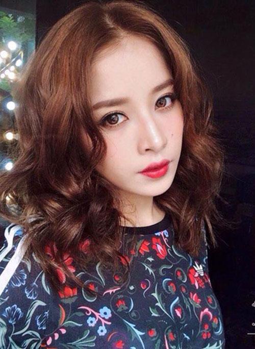 Sự thay đổi phong cách tóc của Chi Pu khi xóa mác hot girl-15