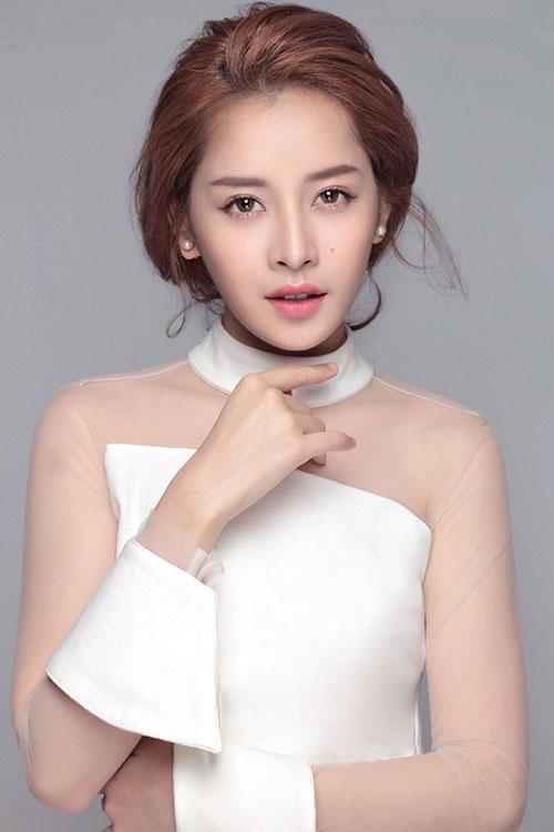 Sự thay đổi phong cách tóc của Chi Pu khi xóa mác hot girl-9