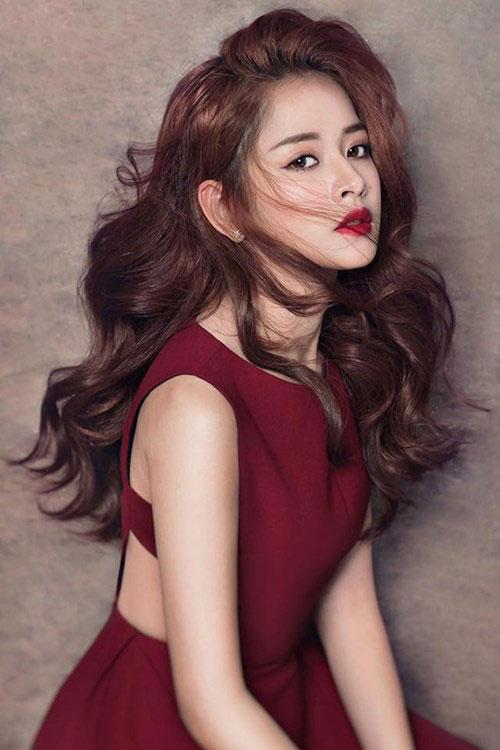 Sự thay đổi phong cách tóc của Chi Pu khi xóa mác hot girl-7