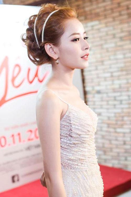 Sự thay đổi phong cách tóc của Chi Pu khi xóa mác hot girl-10
