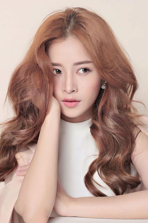 Sự thay đổi phong cách tóc của Chi Pu khi xóa mác hot girl-8