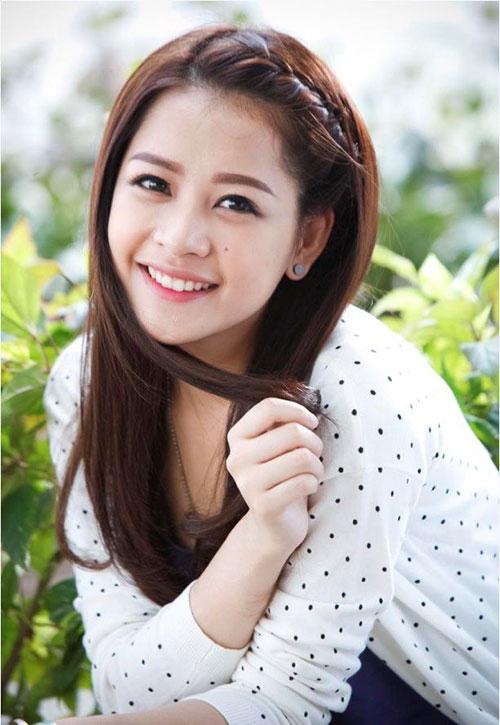 Sự thay đổi phong cách tóc của Chi Pu khi xóa mác hot girl-3