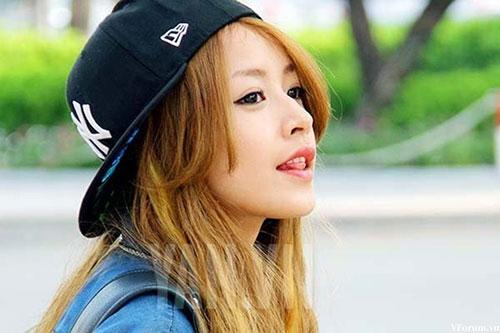 Sự thay đổi phong cách tóc của Chi Pu khi xóa mác hot girl-4