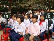 Tin tức - Cho học trước chương trình lớp 1: Trẻ dễ chủ quan, xao lãng chuyện