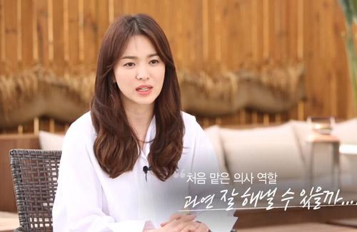 song hye kyo giat minh vi song joong ki qua dieu da - 1