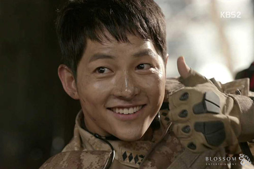 "chuyen gi xay ra neu bi rain thay song joong ki lam soai ca ""hau due""? - 7"