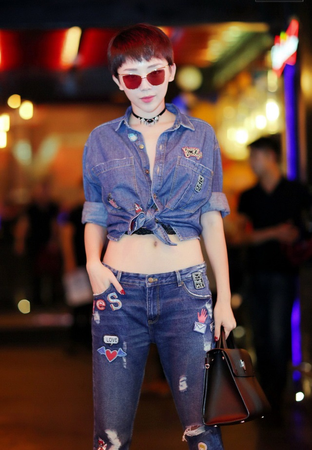 denim on denim dang khien sao viet say nhu dieu do - 3