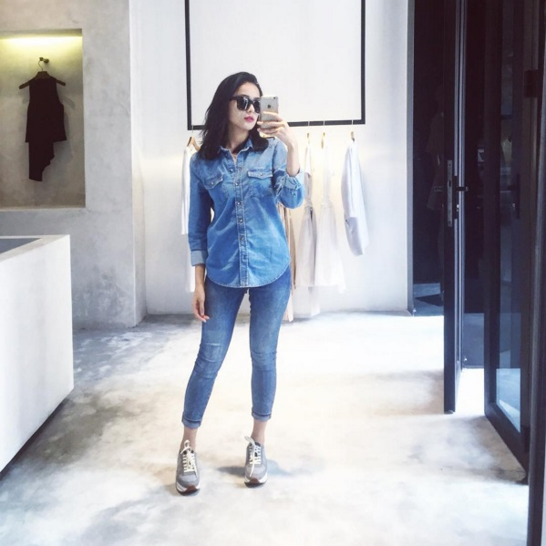 denim on denim dang khien sao viet say nhu dieu do - 5