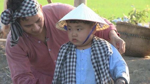 Chuyện ít biết về ý nghĩa tên thật các nhóc tì nhà sao Việt-5
