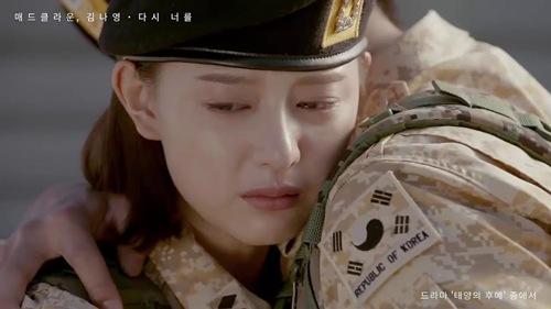 Hậu duệ của mặt trời: Kim Ji Won có thực sự diễn xuất thần?-8