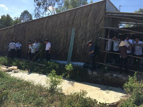 Ngạt khí hầm biogas, 3 người chết-1