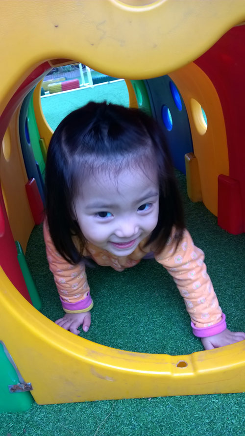 Nguyễn Ngọc Hà My - AD20252 - Cô bé hiếu động-1