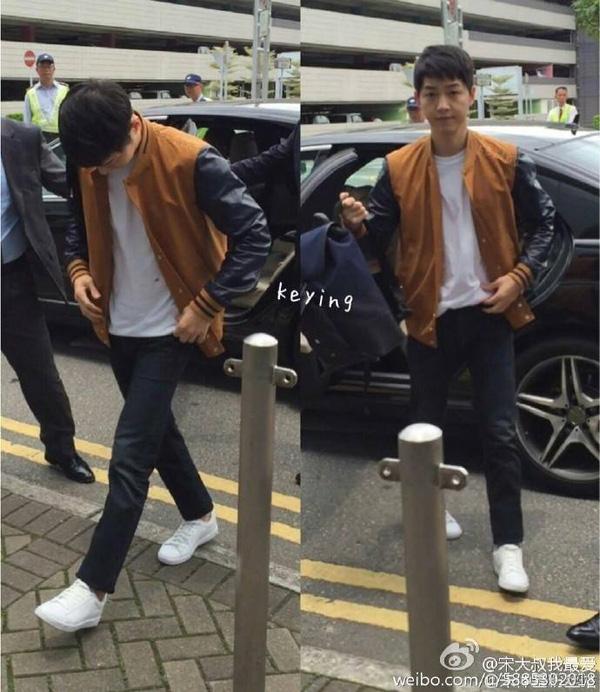 """Sao Hongkong """"ghẻ lạnh"""" Song Joong Ki-4"""