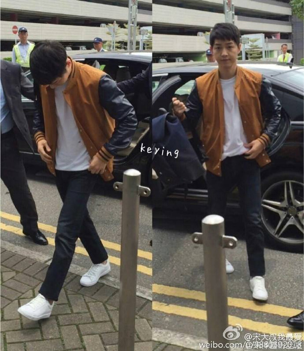 "sao hongkong ""ghe lanh"" song joong ki - 4"