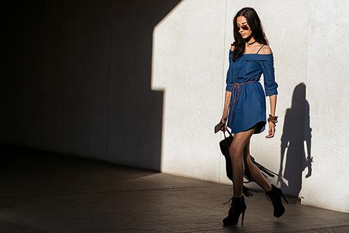 Street style Tuần thời trang quốc tế Việt Nam đẹp như Paris-4
