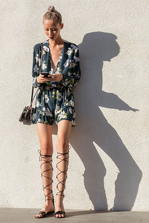 Street style Tuần thời trang quốc tế Việt Nam đẹp như Paris-10