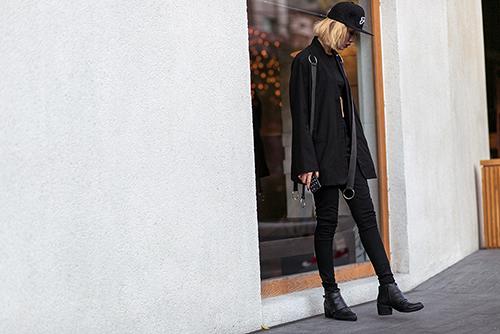 Street style Tuần thời trang quốc tế Việt Nam đẹp như Paris-13