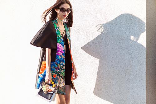 Street style Tuần thời trang quốc tế Việt Nam đẹp như Paris-5