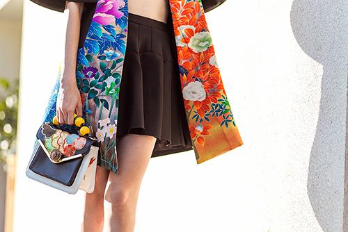 Street style Tuần thời trang quốc tế Việt Nam đẹp như Paris-6