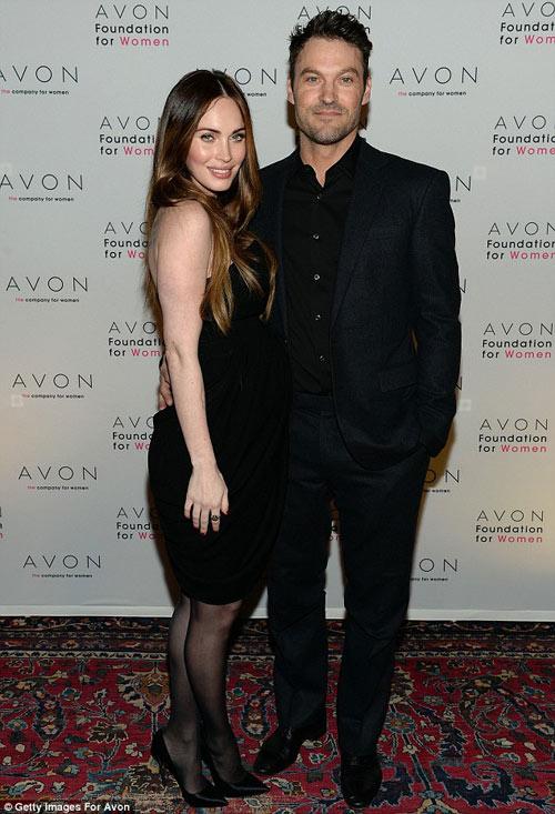 3 lần mang bầu, Megan Fox đều đẹp đến ghen tị-9