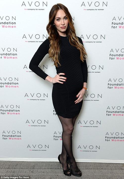 3 lần mang bầu, Megan Fox đều đẹp đến ghen tị-7