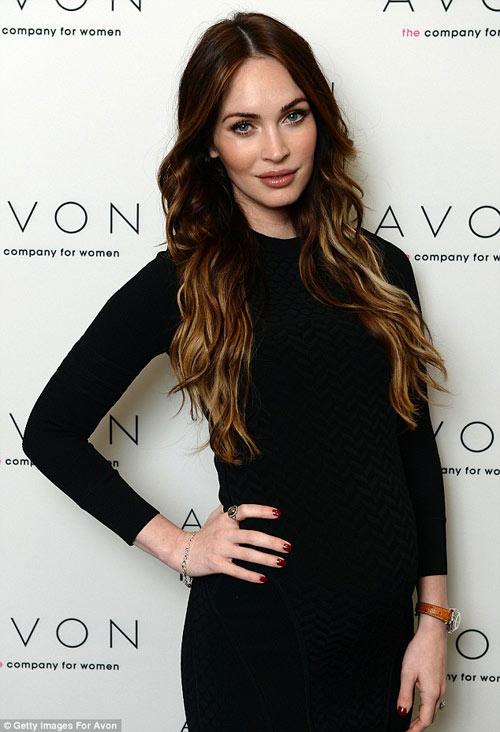 3 lần mang bầu, Megan Fox đều đẹp đến ghen tị-8