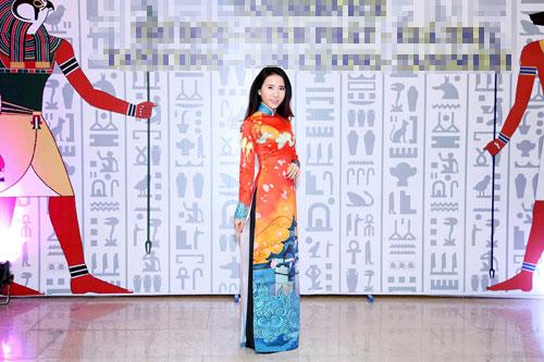 Á khôi Lê Ngọc Thanh nổi bật bên ca sĩ Cẩm Vân-3