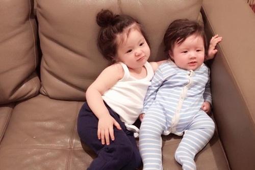 """""""Bà mẹ bỉm sữa"""" Elly Trần khiến vạn phụ nữ muốn có con!-8"""