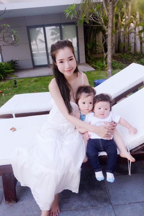 """""""Bà mẹ bỉm sữa"""" Elly Trần khiến vạn phụ nữ muốn có con!-7"""