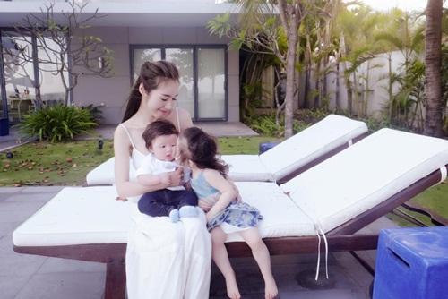 """""""Bà mẹ bỉm sữa"""" Elly Trần khiến vạn phụ nữ muốn có con!-3"""