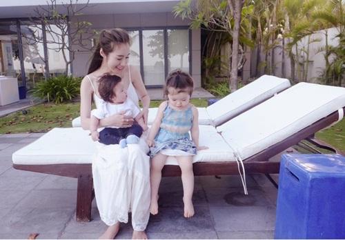 """""""Bà mẹ bỉm sữa"""" Elly Trần khiến vạn phụ nữ muốn có con!-5"""
