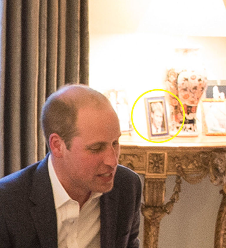 Căn phòng siêu giản dị của vợ chồng Hoàng tử Anh-3