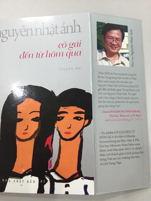Cô gái đến từ hôm qua của Nguyễn Nhật Ánh chuyển thành phim-1