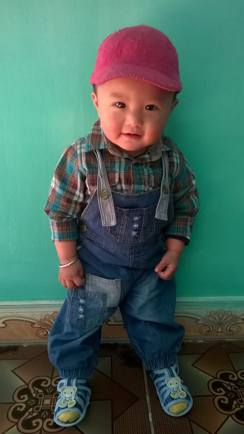 Huỳnh Vũ Tuấn Kiệt - AD29573 - Cậu bé