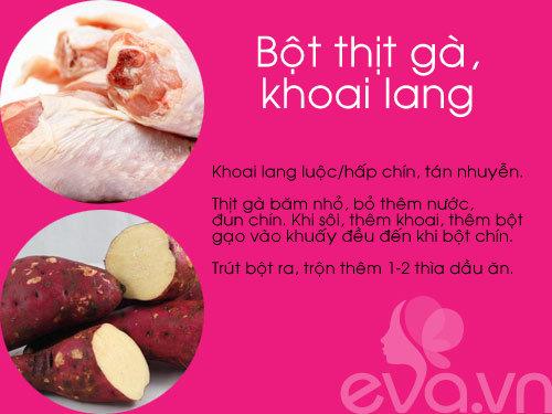 kho cong thuc bot an dam giup be an ngon, chong lon - 9