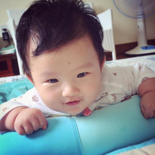 Lee Hyo Bin - AD24559 - Cậu bé lai dễ thương-4