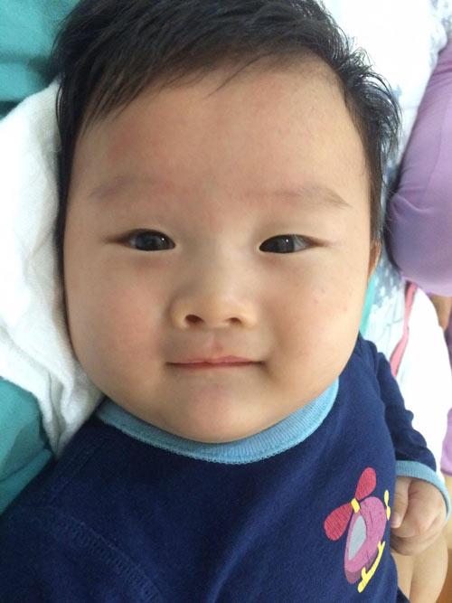 Lee Hyo Bin - AD24559 - Cậu bé lai dễ thương-5