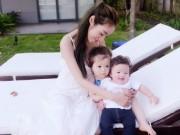 "Làng sao - ""Bà mẹ bỉm sữa"" Elly Trần khiến vạn phụ nữ muốn có con!"